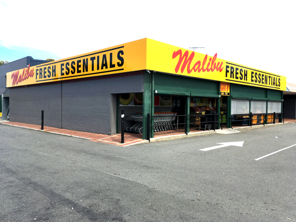 Fresh, seasonal fruit and vegetables from Malibu Fresh in Rockingham