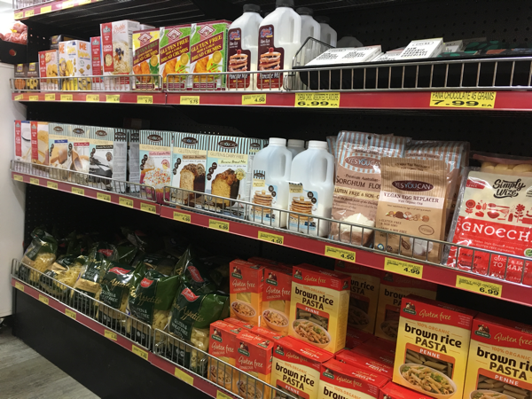 Discover and enjoy flavours from our gluten free products selection at Malibu Fresh Essentials in Rockingham