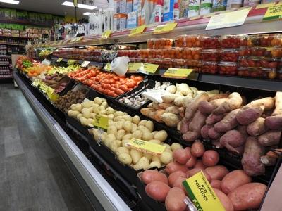 The wide Organic Food selections at Malibu Fresh Essentials in Rockingham WA