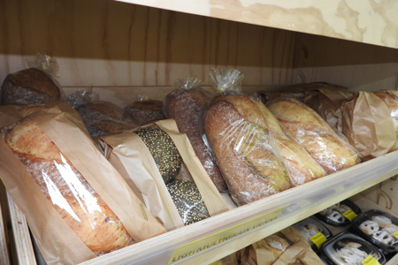 Fresh bread from Rockingham's Malibu Fresh Essentials