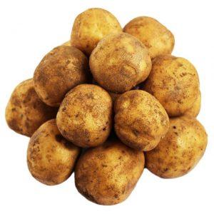 organic potatoe
