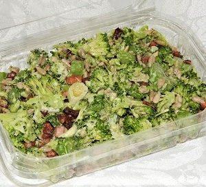 salad broccoli